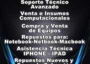 Servicio tecnico macbook , mac notebook , netbook