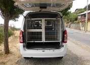 Trasporte de mascotas a aeropuerto