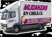 Mudanzas chile 02-6817234 santiago y regiones