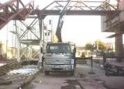 Arriendo camion grua