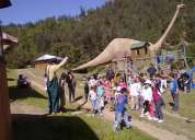 """dinoparque""centro recreativo-educativo"