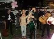 Llegaron a santiago mariachis en vivo sal y tequila charros