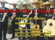 Sal y tequila a domicilios serenatas,charros,mariachis