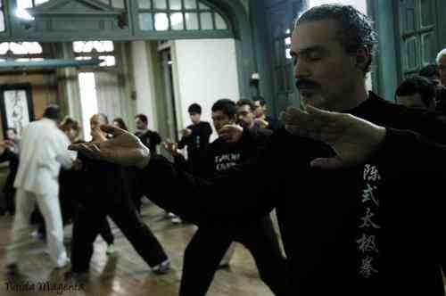 TAI CHI CLASES / CHI KUNG DIPLOMADO/CHI KUNG PARA REIKISTAS