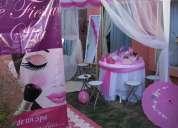 Fiestas manicure para niñas, cumpleaños spa. de fiesta y spa