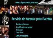 Servicio de karaoke arriendo en santiago