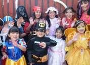 Fiestas infantiles, cumpleaÑos con payasitas