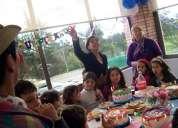 ¡haz tu cumpleaños o fiesta la más divertida!