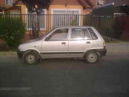 Suzuki Maruti 2007-44.000kms