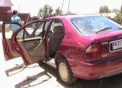 Vendo auto rover  full equipo , aÑo 1997 modelo 416si  papeles