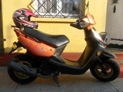 Vendo Scooter 150cc rapidisima
