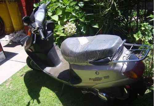 mini moto pistera usada