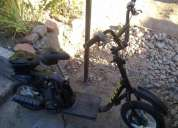 Vendo scooter motorizado