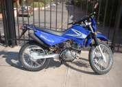 Se vende moto enduro euromot gxt200
