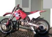 Honda cr 125cc. vendo, permuto por mayor cilindrada