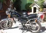 Tengo una moto nueva