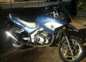 Vendo moto de velocidad 200cc año 2010 seminueva