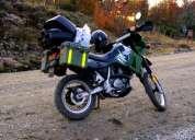 Kawasaki klr 650 urgente