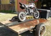 Vendo moto mosquito motor 4t 125 , ideal aprender adultos y niÑos