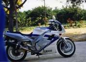 Vendo moto yamaha exup 250