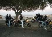 Arriendo de motos, cursos de conduccion, tours en motocicleta