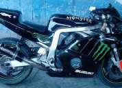 Vendo moto suzuki gsx 400cc