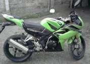 Vendo motocicleta xgj200 27 aÑo 2010