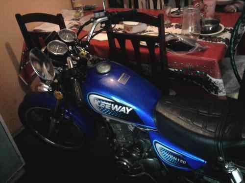 vendo moto keeway 150cc