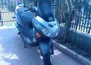 Venso moto scooter nueva sin uso