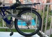 vendo bicicleta montanbike aro 26  espectacular
