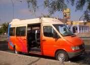 Turismo y transportes de pasajeros mechita