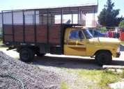 Vendo camion 3/4 ford 4000