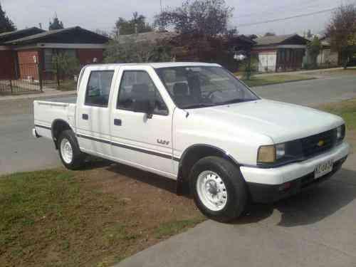 Venta De Camioneta Chevrolet Luv Año 1993