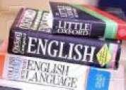 Clases particulares de ingles con profesor titulado y nativo