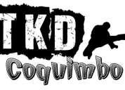 Taekwon-do tradicional coquimbo, defensa personal, taekwondo