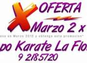 Clases de kenpo karate