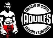 Escuela de boxeo providencia