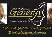 Curso de manicure y uÑas acrÍlicas en el instituto genesys
