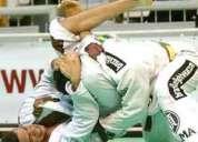 Jiu jitsu brasilero escuela