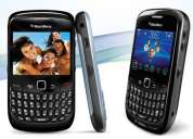Oportunidad blackberry curve 8520 black, de regalo.