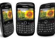 Vendo blackberry 8520 nueva sellada