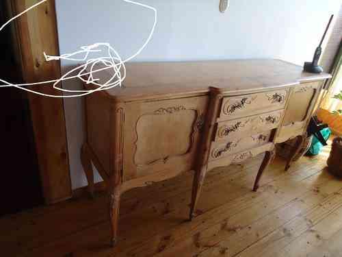 Mueble estilo Normando