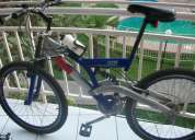 vendo montanbike aro 26 doble suspencion