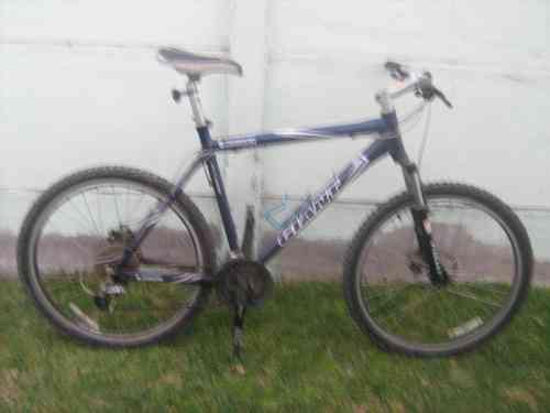 vendo bicicleta giant iguana 2005