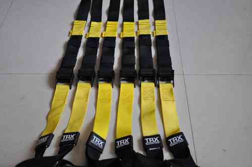 Trx Pro Model - Sistema De Entrenamiento En Suspensión 59.990!!!