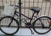 Bicicleta modelo paseo aro 24 y patines linea