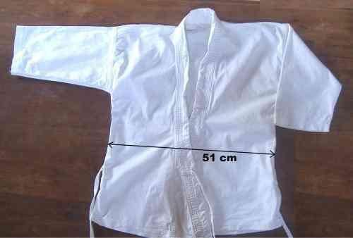 VENDO Karategui Blanco de Karate 1,60 Mt