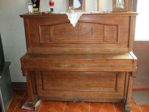 Piano Clavijero De Bronce Para Restaurar Bogs & Voigt