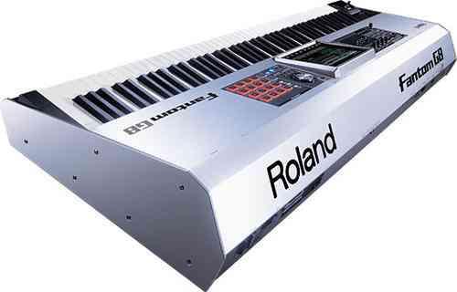 Venta:-Yamaha Tyros 3 y Roland Fantom G8
