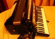 Barato! acordeon marca palatino 120 bajos sin uso!